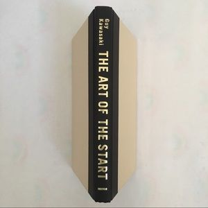 Art of the Start Hardcover Book